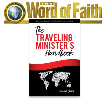 The Traveling Minister's Handbook (1 Book)