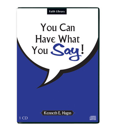 You Can Have What You Say! (1 CD)
