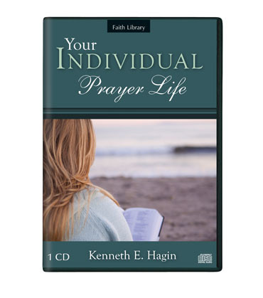 Your Individual Prayer Life (1 CD)