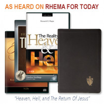 Heaven, Hell, and the Return of Jesus (with Bible)