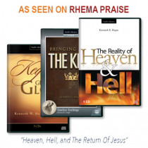 Heaven, Hell, and the Return of Jesus (4 CDs, 1 DVD)