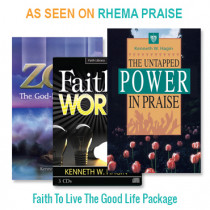 Faith to Live The Good Life (with free book)