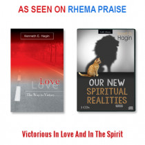 Victorious in Love and in The Spirit Offer (3 CDs, 1 book)