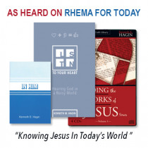 Knowing Jesus In Today's World Package (4 CDs, 1 Book, 1 Minibook)