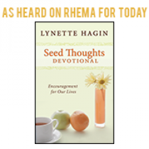 Seed Thoughts Bundle (1 Devotional, 1 Wristband)