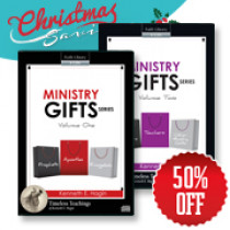 Ministry Gifts Series Package (8 CDs)