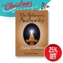The Believer's Authority-Legacy Edition (Book)