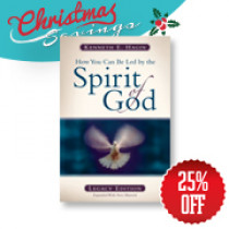 How You Can Be Led By The Spirit of God (Book)