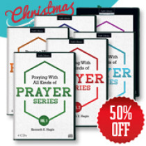 Praying With All Kinds of Prayer Package (24 CDs)