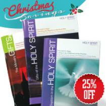 Holy Spirit Study Guide Package