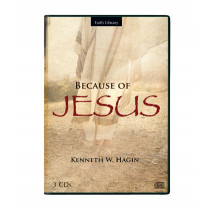 Because Of Jesus (3 CDs)