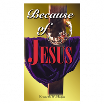 Because Of Jesus (Book)