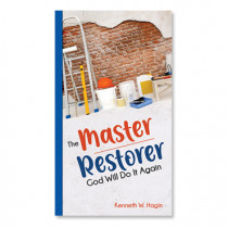 The Master Restorer: God Will Do It Again (Book)