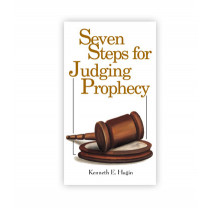 Seven Steps For Judging Prophecy (Book)