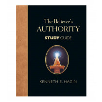 The Believer's Authority Study Guide (Book)