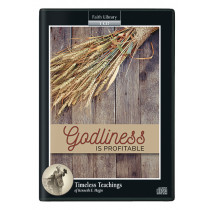 Godliness is Profitable (1 CD)