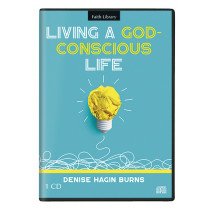 Living A God-Conscious Life (1 CD)