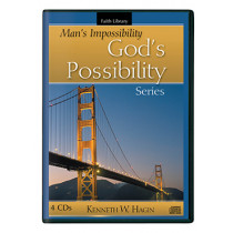 Man's Impossibility - God's Possibility Series (4 CDs)