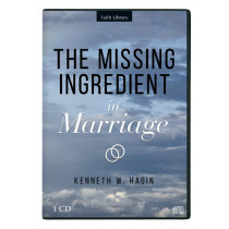 The Missing Ingredient in Marriage (1 CD)