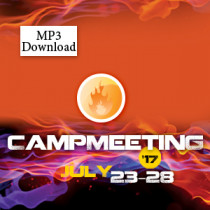Campmeeting 2017 MP3 Set on a USB Drive (16 MP3s)
