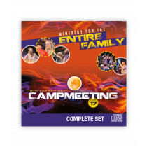 Campmeeting 2017 CD Set (18 CDs)