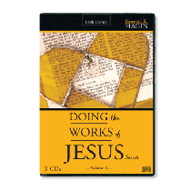 Doing the Works of Jesus Series—Volume 4 (3 CDs)