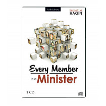 Every Member Is a Minister (1 CD)