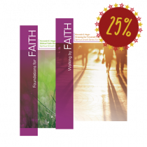 Faith Study Guide Package (2 Study Guides)