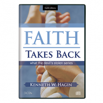 Faith Takes Back What the Devil's Stolen (3 CDs)