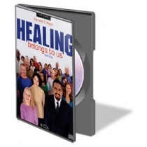 Healing Belongs To Us Series (4 CDs)