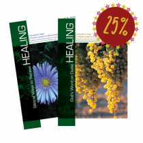 Healing Study Guide Package (2 Study Guides)