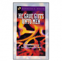 He Gave Gifts Unto Men (Book)
