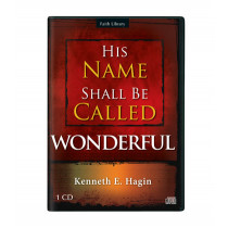 His Name Shall Be Called Wonderful (1 CD)