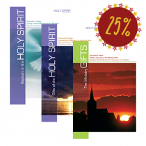Holy Spirit Study Guide Package (3 Study Guides)