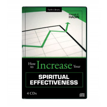 How To Increase Your Spiritual Effectiveness (4 CDs)