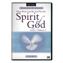 How You Can Be Led By The Spirit of God Series - Volume 2 (4 CDs)