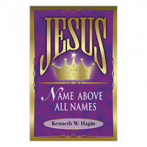 Jesus - Name Above All Names (Book)