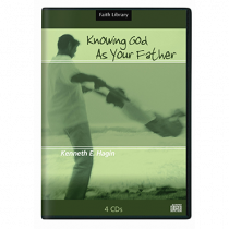 Knowing God As Your Father (4 CDs)