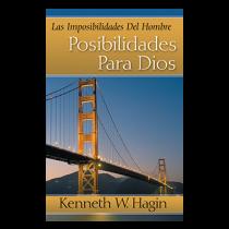 Las Imposibilidades Del Hombre-Posibilidades Para Dios (Man's Impossibility—God's Possibility - Book)