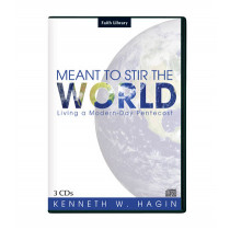 Meant to Stir the World: Living a Modern-Day Pentecost (3 CDs)