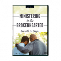 Ministering to the Brokenhearted (2 CDs)