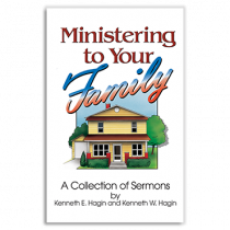 Ministering To Your Family (Book)