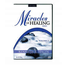 Miracles of Healing Series-Volume 2 (6 CDs)