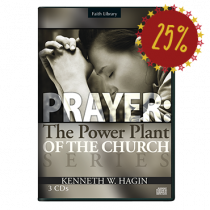 Prayer: Power Plant of the Church Series ( 3 CDs)