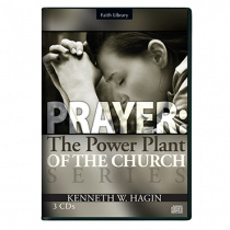Prayer: The Power Plant of the Church Series (3 CDs)