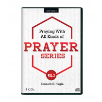 Praying With All Kinds of Prayer Series—Volume 2 (4 CDs)