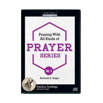Praying With All Kinds of Prayer Series—Volume 6 (4 CDs)