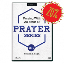 Praying With All Kinds of Prayer Series – Vol. 5 (4 CDs)