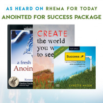 Anointed for Success Package