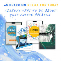 Vision: What to Do About Your Future